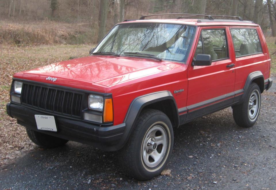 Car Donation: 94 Jeep Cherokee