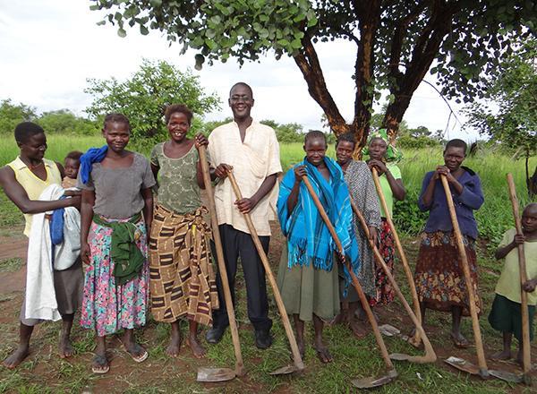 Uganda School Progress