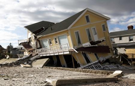 Hurricane Sandy, disaster relief