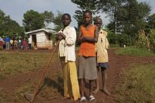 Reaching the Ik People in Uganda