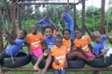 Easter Camp 2012, Kwa Zulu Natal, South African children, Activated Ministries, Donate a Car 2 Charity