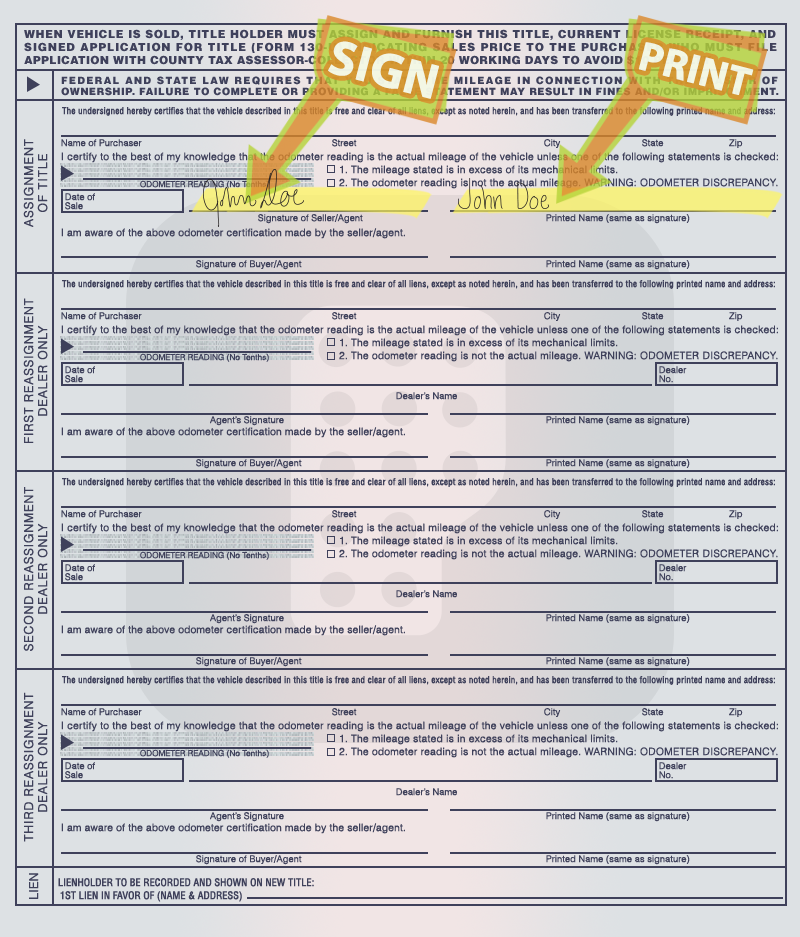 How To Get A Replacement Car Title In Virginia Fast